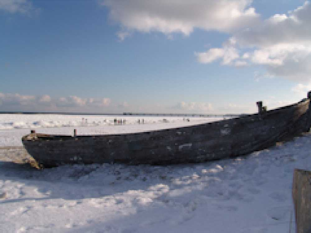 Zinnowitz, Usedom, Winter